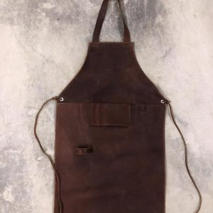 Buffalo Hide Full Leather Apron