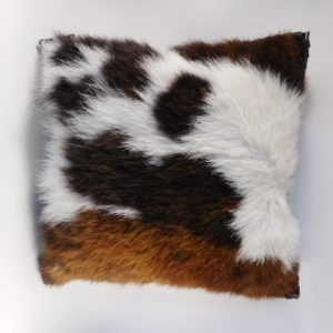 Hair On Cowhide Pillow